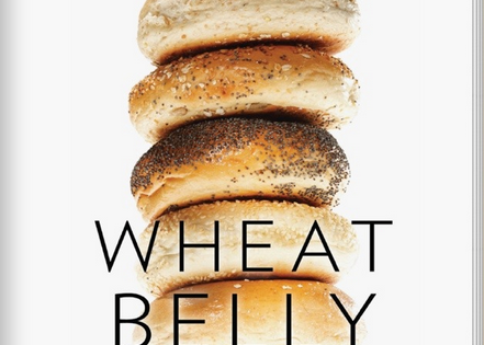 Wheat Belly Book by William Davis Cover Image