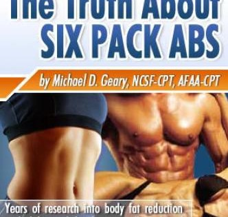 Truth About Abs Flat Abs Guide