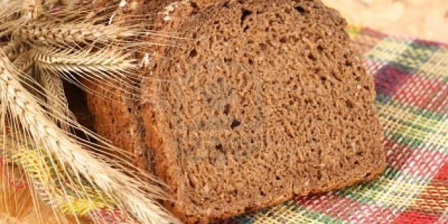Wheat Bread Close Up
