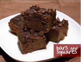 Dessert Angel - Bars and Squars